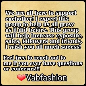Vabfashion Other - ☕CLOSED!☕JUNE 20TH!☕